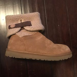 Ugg women's Shania boots in chestnut